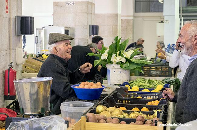 Mercado de Elvas (Alentejo, Portugal)