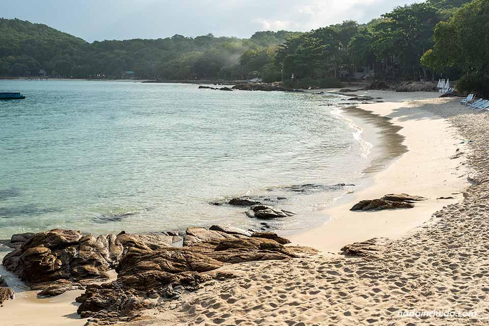 Playa Thian de Koh Samet (Tailandia)