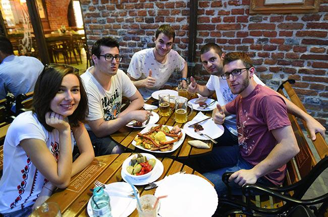 Restaurante de Timisoara