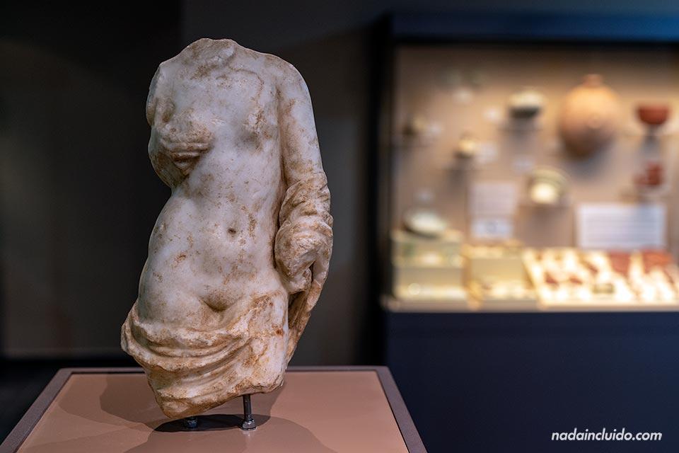 Museo del Conjunto Arqueológico Romano de Medina Sidonia (Cádiz)