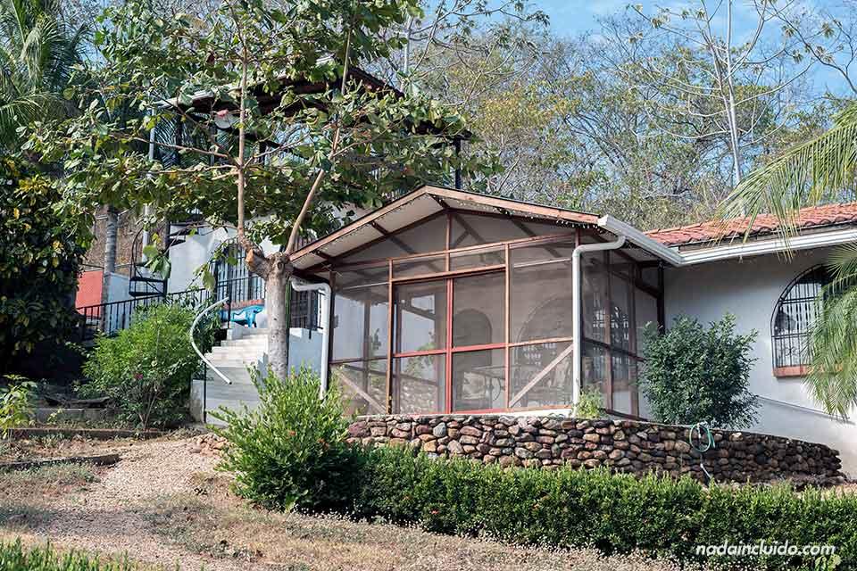 Conchal, casa Airbnb