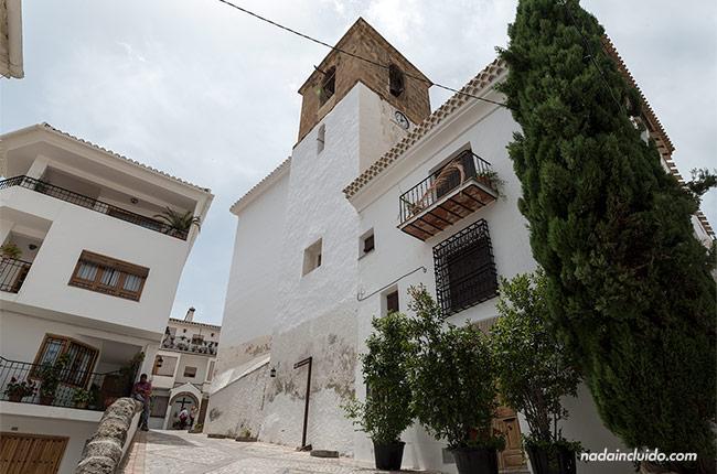 Parroquia Nuestra Señora de los Ángeles en Castril (Granada, Andalucía)