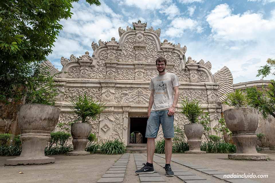 En el Water Castel de Yogyakarta (Java, Indonesia)