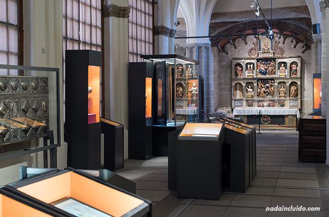 Museo de la catedral de Santo Domingo de la Calzada (Rioja, España)
