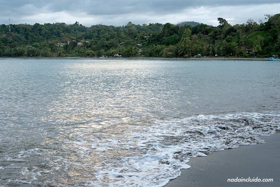 Atardece en playa Colorada, Drake (Costa Rica)