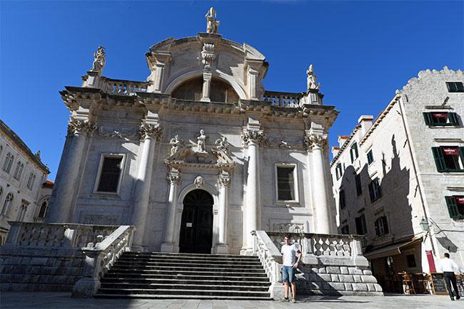 Iglesia de San Blas, Dubrovnik (Croacia)