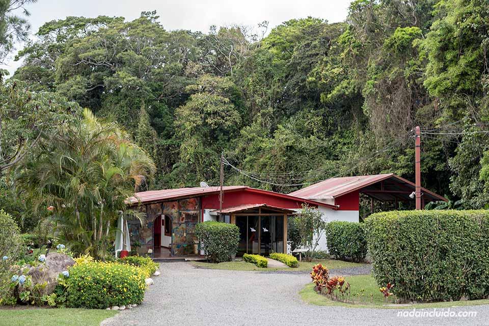Hotel Casa Batsu en Monteverde (Costa Rica)