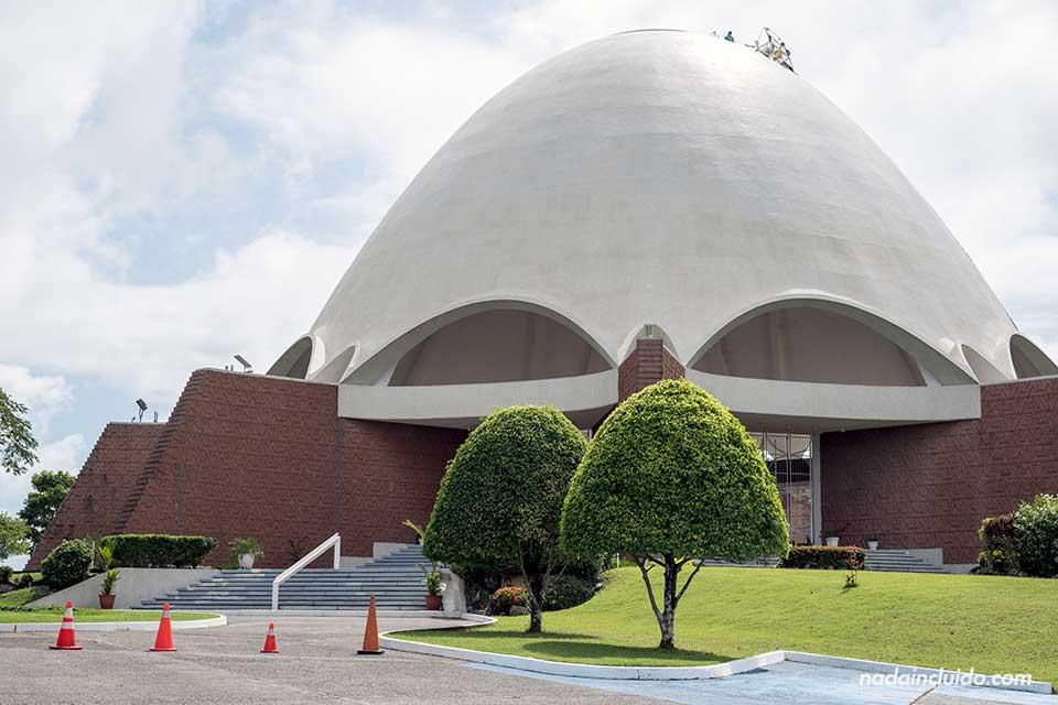 Templo Bahai en San Miguelito, ciudad de Panamá