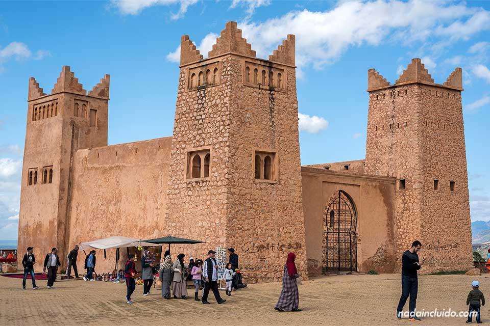 Kasbah Ein Osrdon (Marruecos)