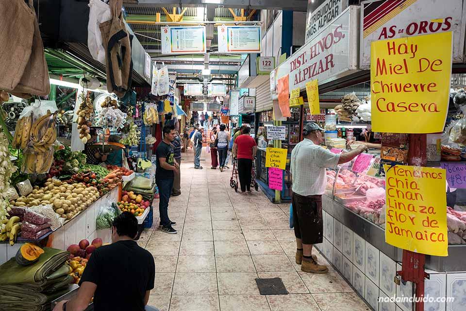 Mercado central de Alajuela (Costa Rica)
