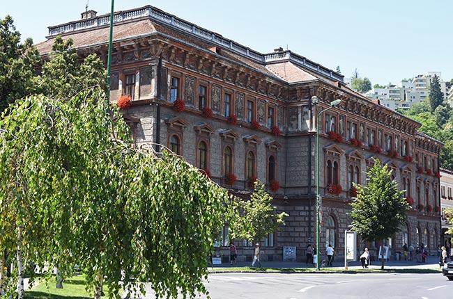 Universidad de Transilvania, Brasov (Rumanía)