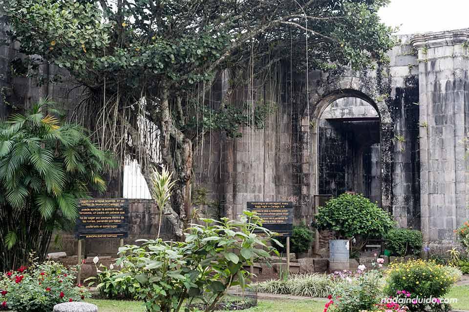 Ruinas de Cartago (Costa Rica)