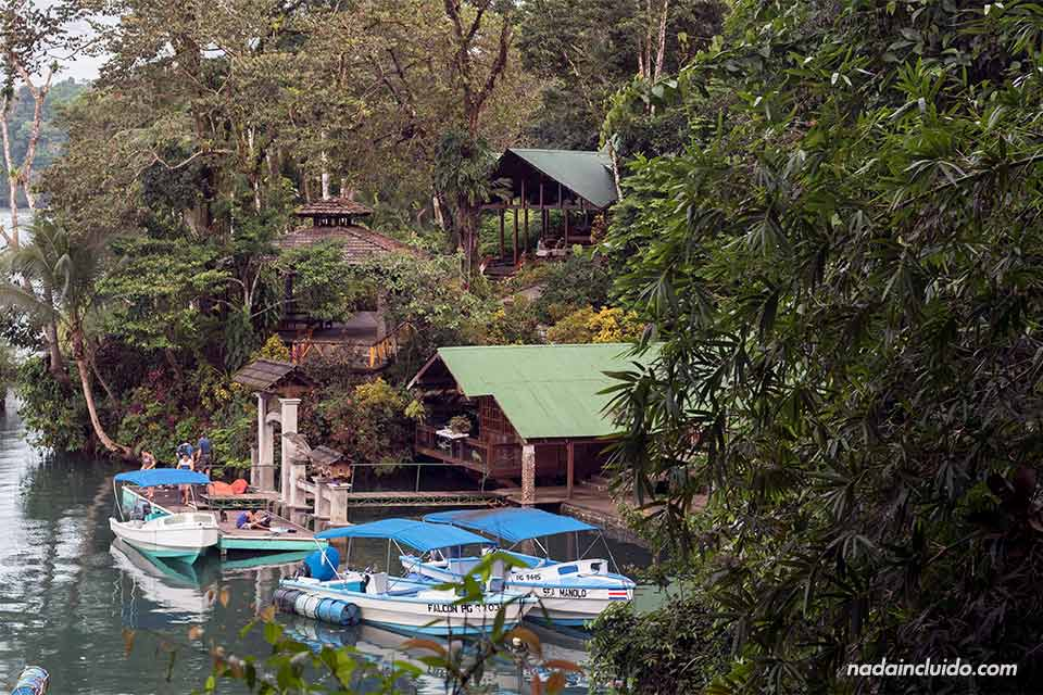Hotel Aguila Osa Inn en Drake (Costa Rica)