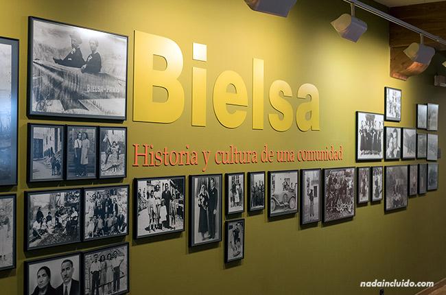 Museo de historia de Bielsa (Sobrarbe, Aragón)