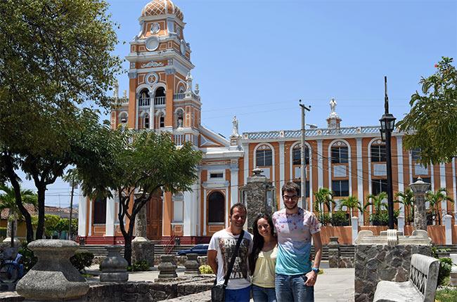 Iglesia de Xalteva, Granada