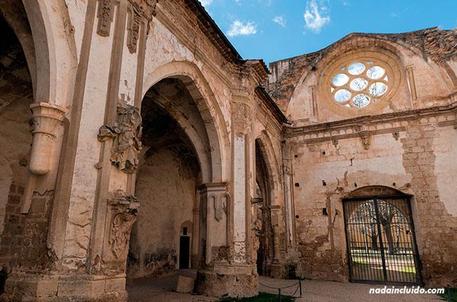 Abadía del Monasterio de Piedra (Aragón, España)