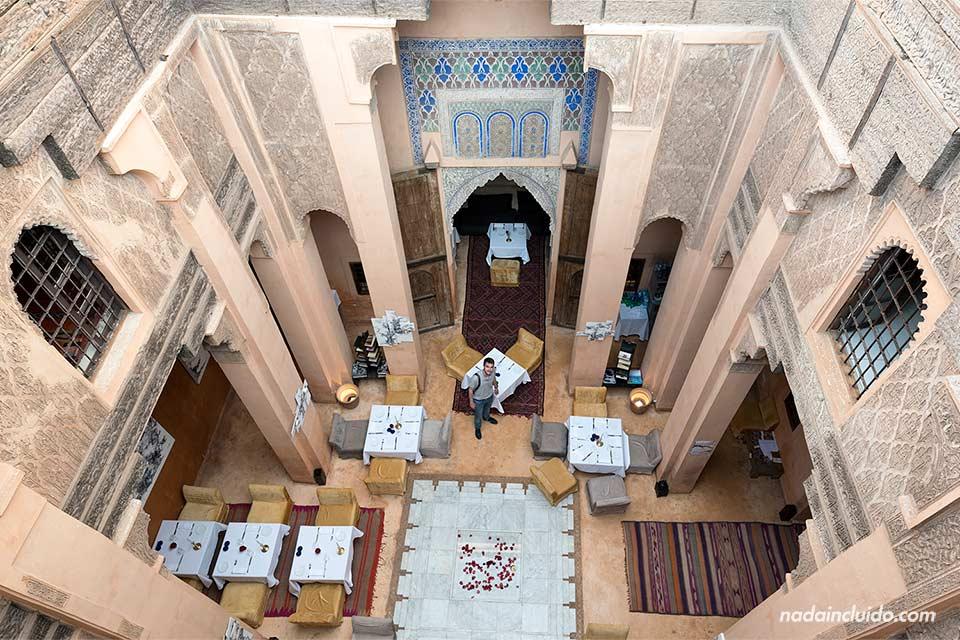 En el Riad Das Cherifa de Marrakech (Marruecos)