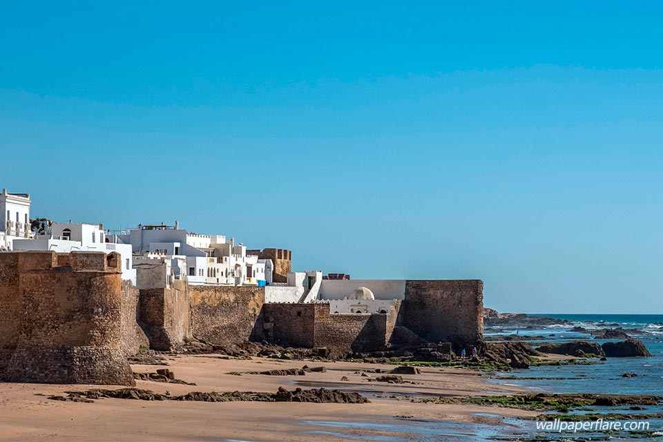 Asilah, Marruecos - Foto de wallpaperflare.com