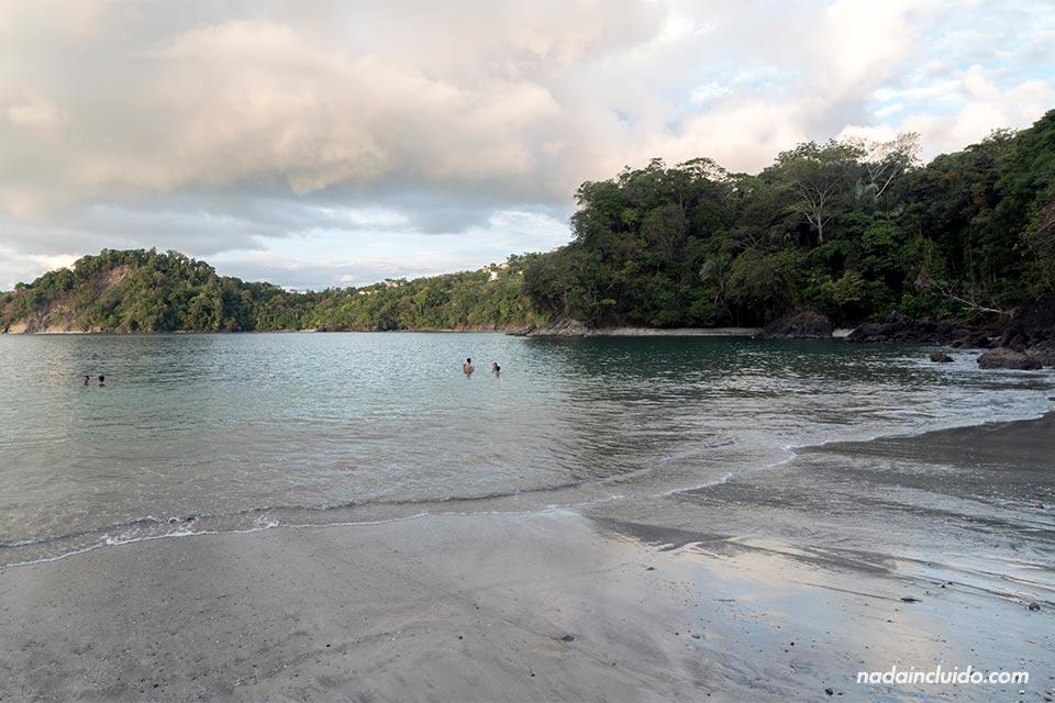 Playa Biesanz, Manuel Antonio (Costa Rica)