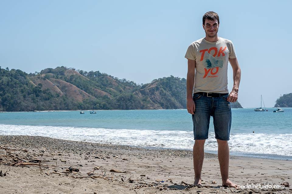 En Playa Herradura (Costa Rica)