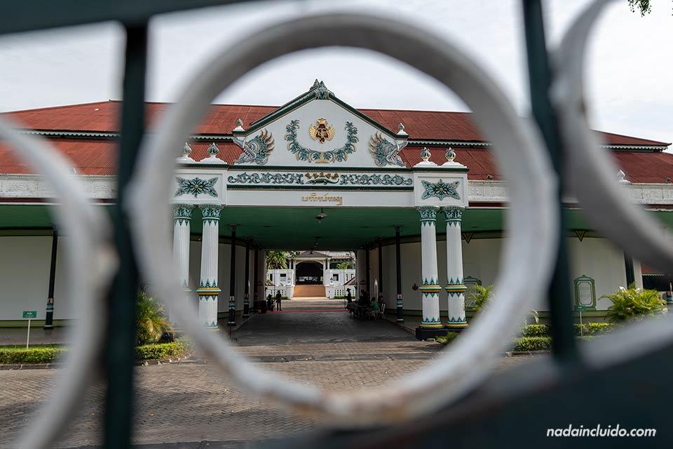 Palacio del Sultán de Yogyakarta (Java, Indonesia)