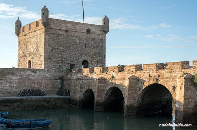 Castillo de Essaouira (Marruecos)