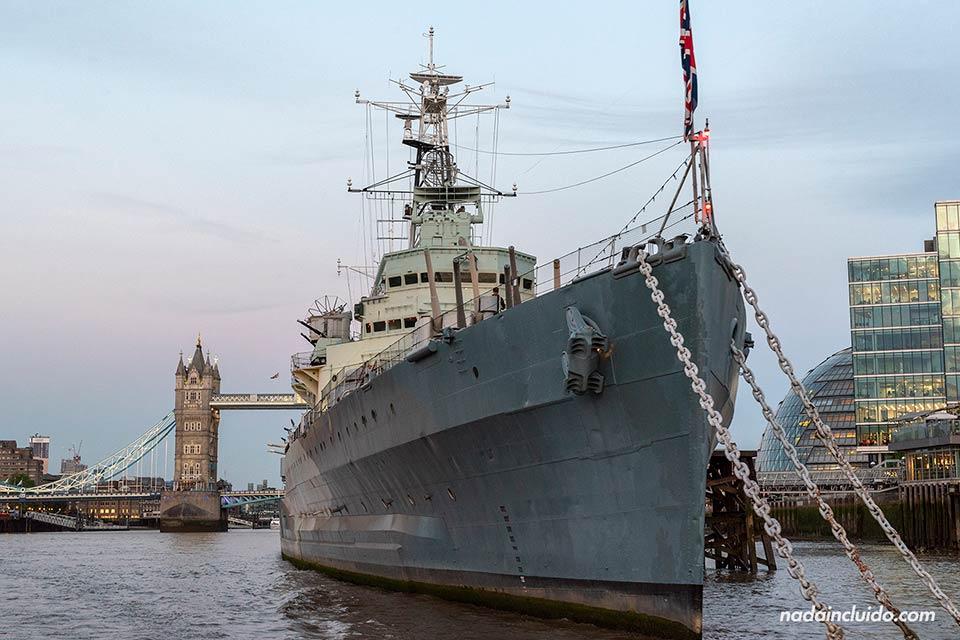 Museo de la Marina Real en Londres (Inglaterra)