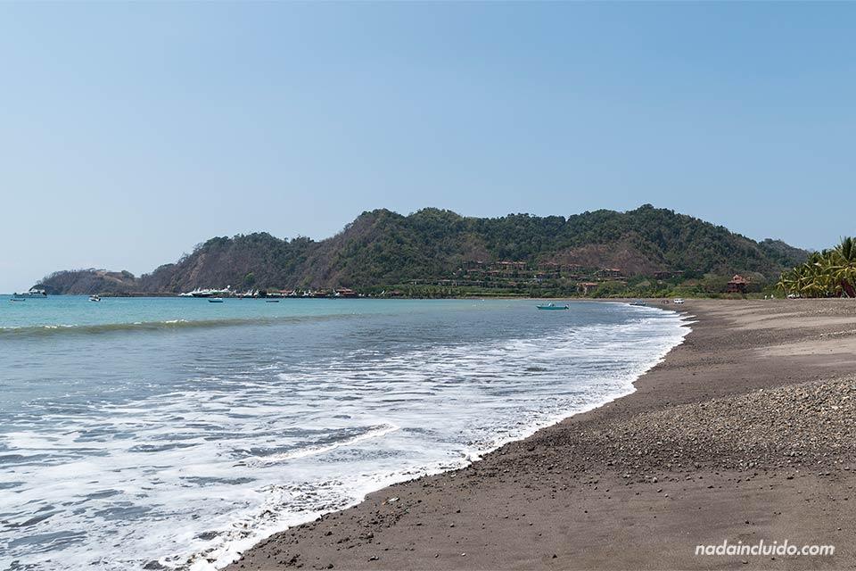 Playa Herradura en Costa Rica