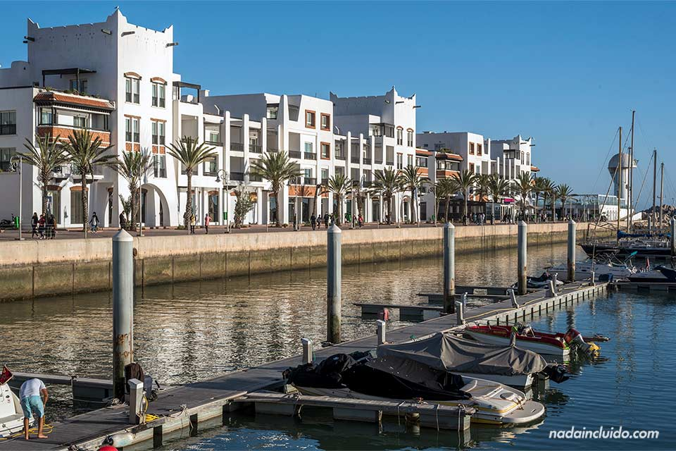 Puerto de Agadir (Marruecos)