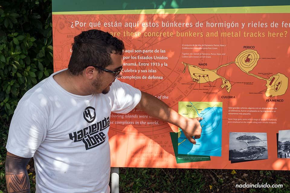Guía de Barefoot Panamá en Punta Culebra, ciudad de Panamá