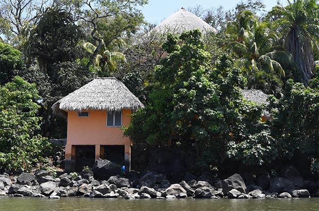Mansión en una de las Isletas de Granada (Nicaragua)
