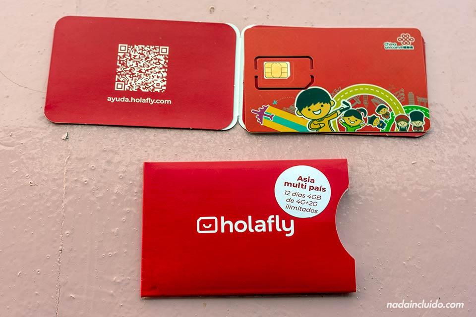 Sim de datos en Tailandia con Holafly