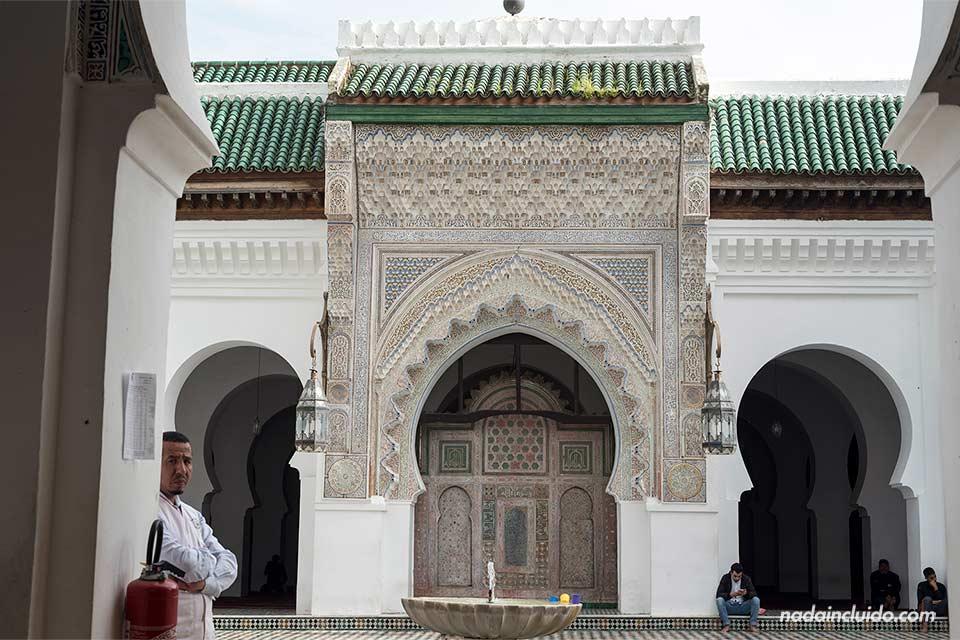 Universidad Qurawiyyin en Fez (Marruecos)