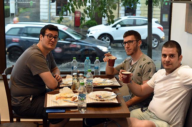 Restaurante en Cluj-Napoca
