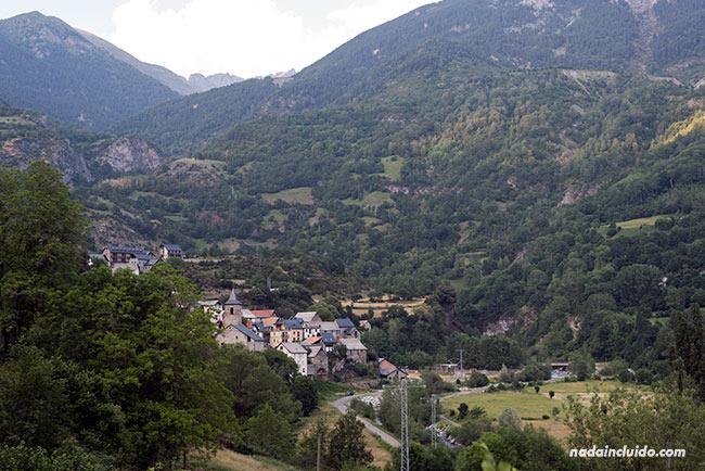 San Juan de Plan (Sobrarbe, Aragón)