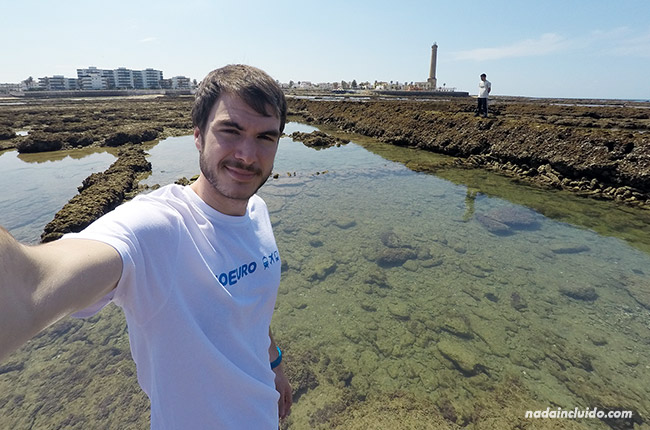 En los corrales de Chipiona (Cádiz)