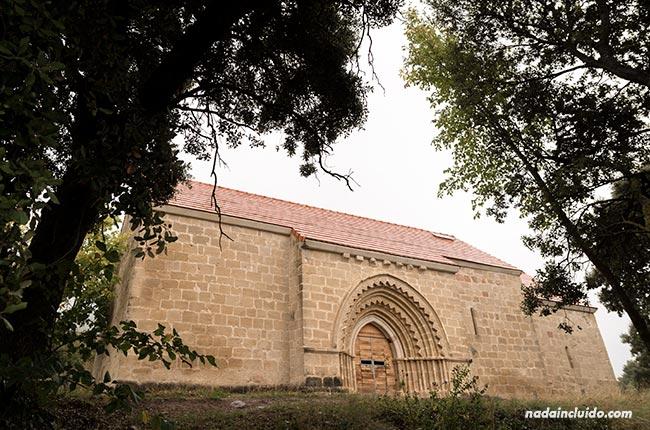 Iglesia de Berberana, Rioja Alavesa (País Vasco, España