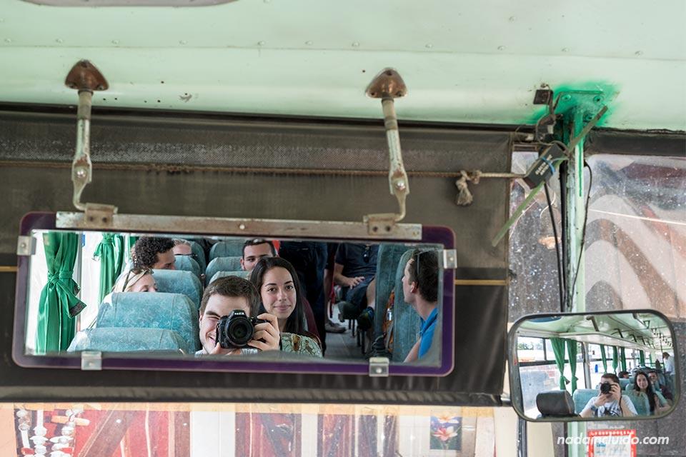 Bus Cariari - La Pavona