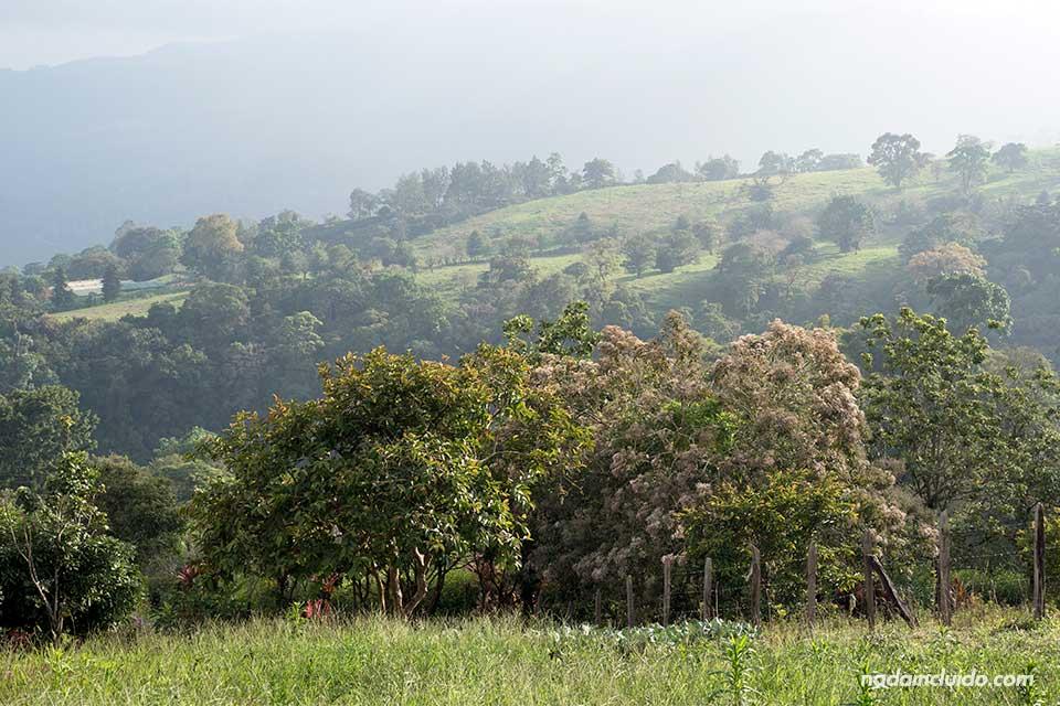 Vistas de Turrialba (Costa Rica)