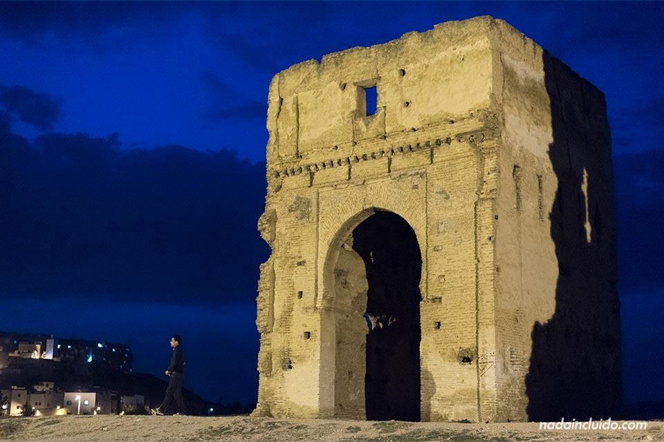 Necrópolis de Les Merinides en Fez (Marruecos)