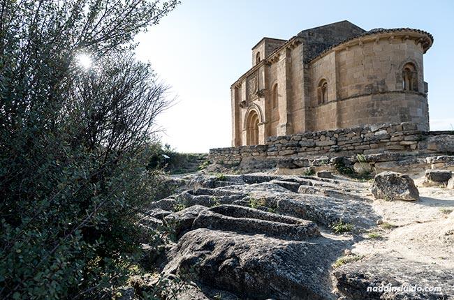 Necrópolis en Rioja Alavesa (País Vasco, España