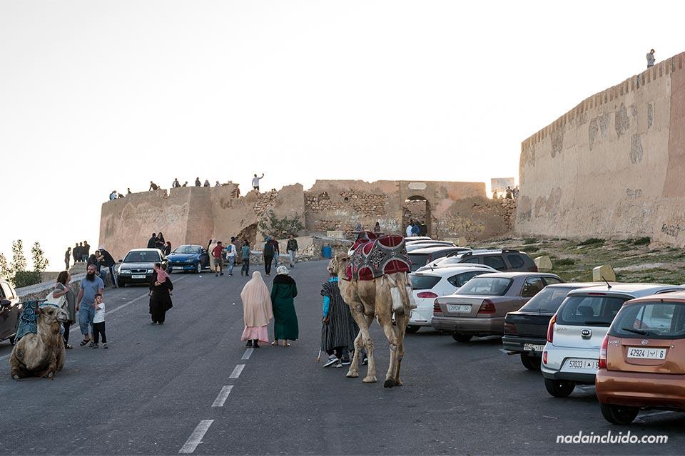 Antigua Kasbah de Agadir (Marruecos)