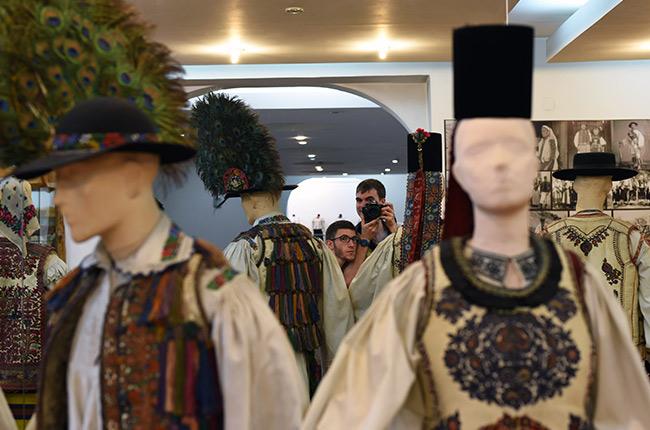 Museo Etnográfico de Transilvania (Cluj-Napoca, Rumanía)