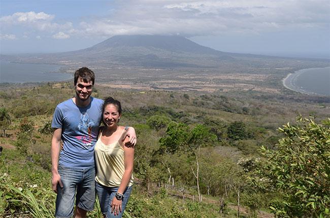 Isla de Ometepe, vistas