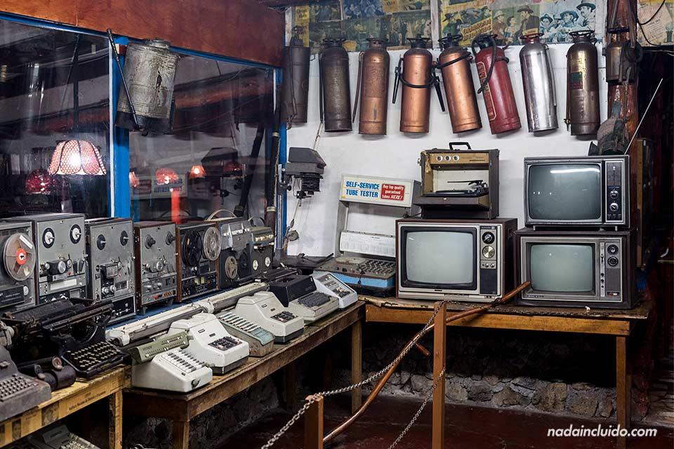 Museo en el Restaurante Añoranzas (Costa Rica)