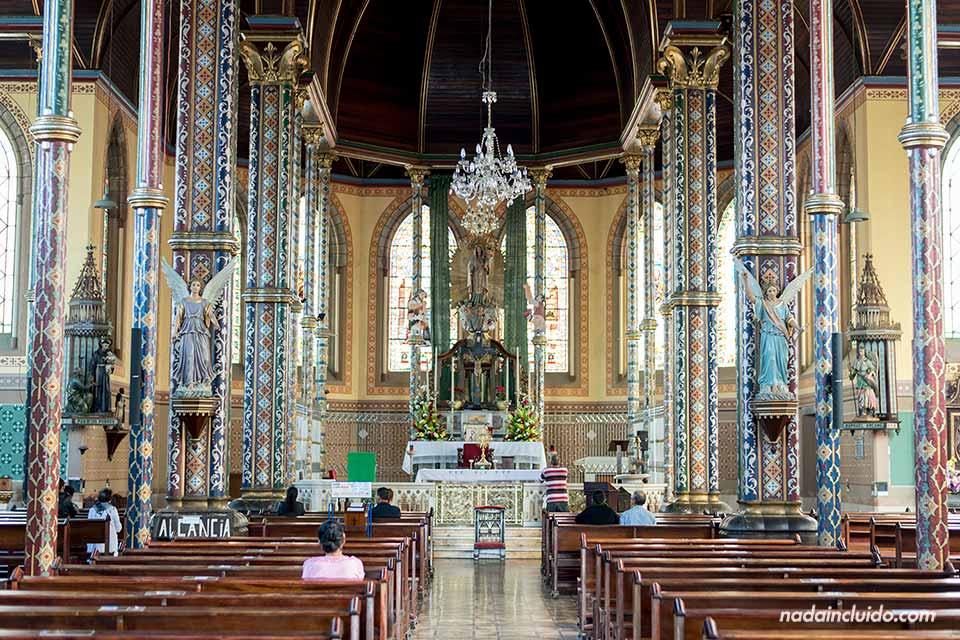 Iglesia de la Merced, San José (Costa Rica)