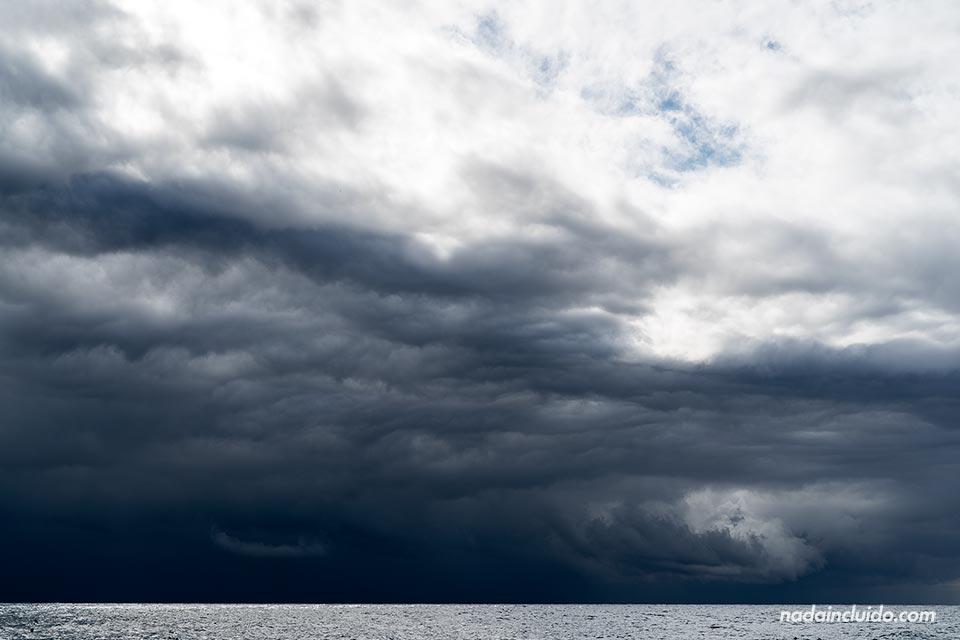 Se avecina tormenta en Vilanova i la Geltrú