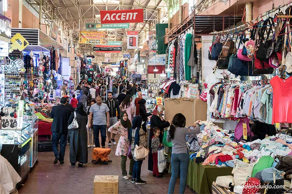 Zoco El Had de Agadir (Marruecos)