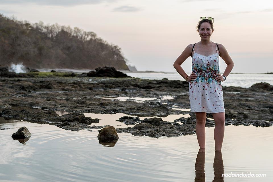 En la Bahía de los Piratas, en Guanacaste (Costa Rica)