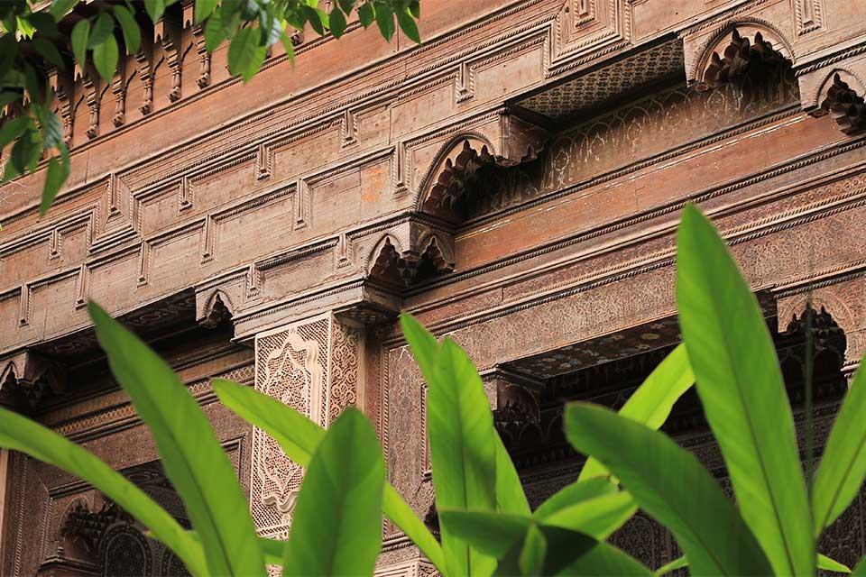 Palacio Bahía, Marrakech (Marruecos)